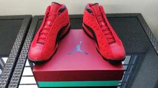 "Air Jordan 13 ""What is Love Pack"" Single Day"