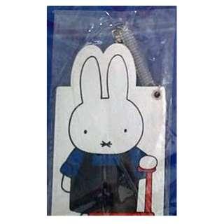 2% Two Percent 限量版 Miffy 交叉兔 證件套 証件套 八達通套 card case 全新未用過&未開包裝