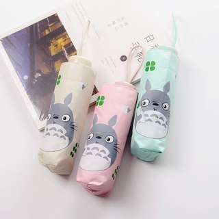 Lightweight umbrella ~ totoro