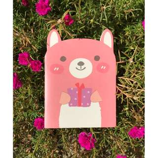 Cute Bear Notebooks