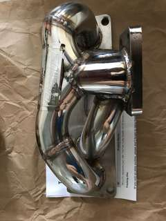 OBX stainless steel turbo manifold(Nissan N16)