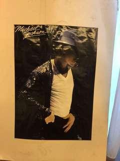 Micheal Jackson poster