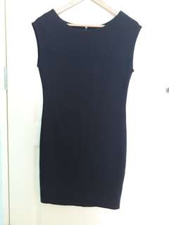 L size fitting dress (stretchy material)