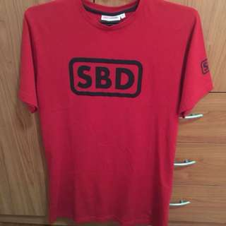SBD T-shirt(Limited Winter Edition)