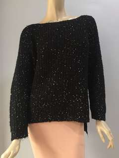 WAGW Knitted Glittery Sweater