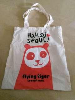 tote bag Seoul