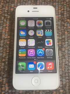 iPhone 4 used as iPod Touch