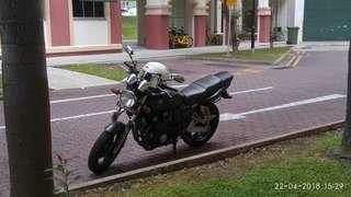 Yamaha xjr400r