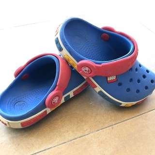 Authentic Crocs LEGO Shoes for Junior