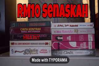 Prelove Novel Melayu