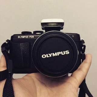 Mirrorless Camera Olympus Pen Lite Epl7