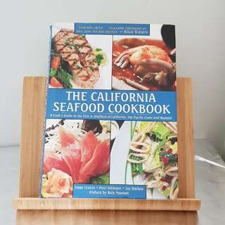 California seafood Cookbook