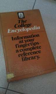 The college encyclopedia   Information at your fingertips A complete reference library  Roydon publishing, london  Pick up hougang buangkok mrt
