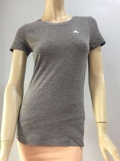 Adidas Gray Shirt