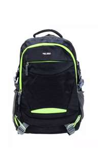 Trek Gear Outdoor backpack with laptop compartment