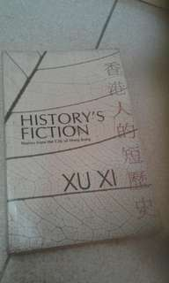 History's fiction  Xu xi  Add $1 postage