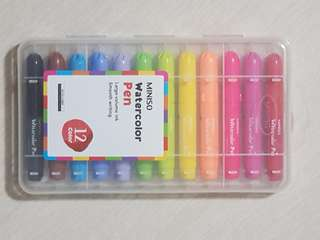 Miniso Water Color Pen (12)