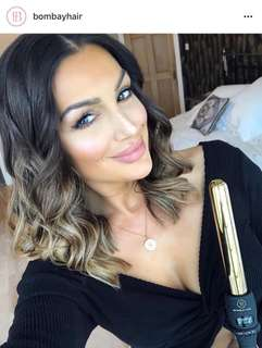 Bombay Curling wand