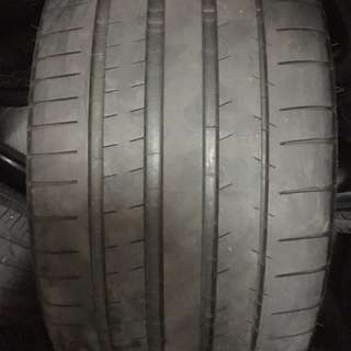 Pre-Owned Michelin Pilot Super Sports 325/30/21 Tyre