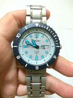 Seiko sea drivers