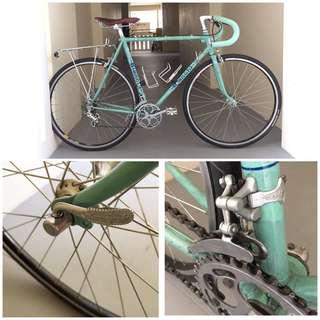 Bianchi JUNIOR vintage steel bicycle