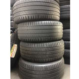 Pre-Owned Michelin Lattitude Sports 3 275/45/20 with Wheels