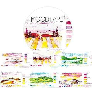 Beautiful Scenery Washi Tape