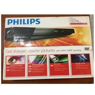 Philips DVD player (model: DVP3880K/98)