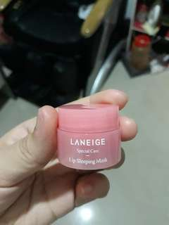 Lip mask laneige