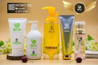 Wowo Hair & Body Care Series