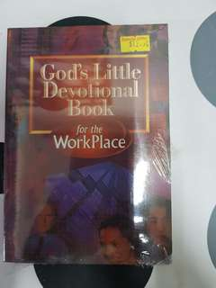 God's Little Devotional Book for the Workplace
