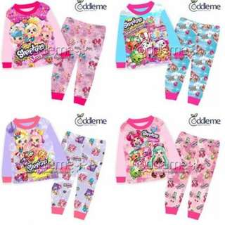 BN cotton shopkins size 2yrs old and 3yrs old only clearance stock