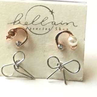 H&M耳環