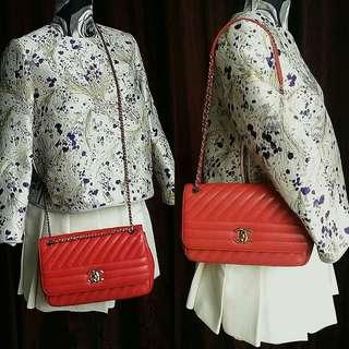 Chanel 2way-bag