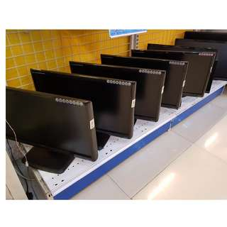 MONITOR 22 INCHES TO 24 INCHES BRANDED MADE IN JAPAN DELL , IYAMA GOOD FOR DESKTOP