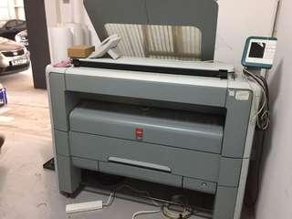 Ice Plotter Machine Plotwave 300
