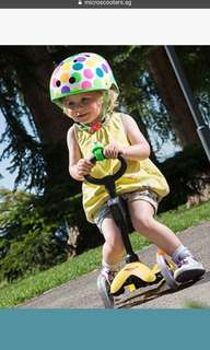 Mini Micro Scooter ( For ages 1-5)
