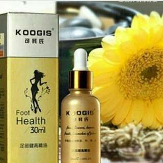 [PO] Koogis Heightening Foot Health Essence