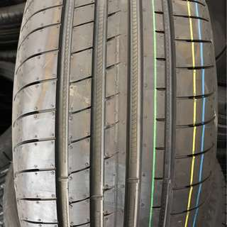 Goodyear F1A3 ( Various Sizes) Promotion Sales