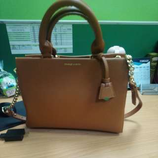 Charles and Keith handbag/sling bag