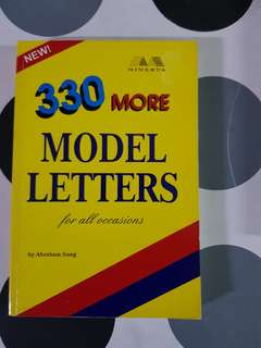 330 more Model Letters for all Occasions
