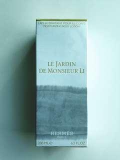 Le Jardin de Monsieur Li Moisturizing Body Lotion