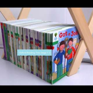 Preorder: Oxford Reading Tree Stage 1-2 (151 books)