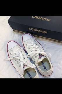 CONVERSE- Chuck Taylor All Star Low