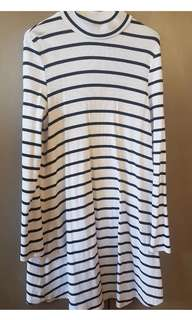 MinkPink stripe dress