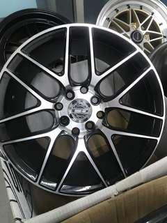 15 inch B55 sport rim