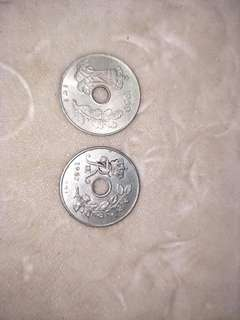 Denmark coin