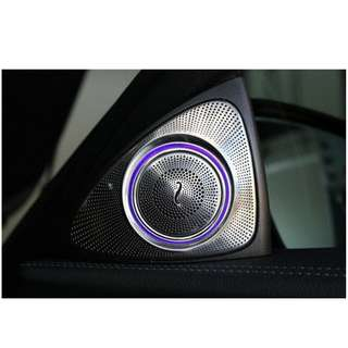 BURMESTER Audio sound system (Rotating Tweeters) for Your Mercedes Benz