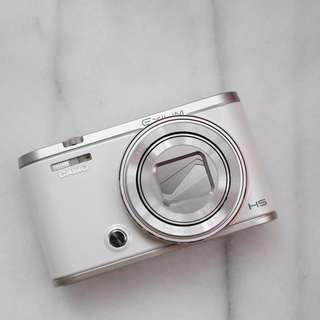 🚚 CASIO Zr5000美膚相機 白色