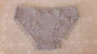 [NEW] Cotton with Lace Band panties set of 3